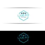 Live Fit Stay Safe Logo - Entry #119