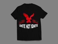 Unite not Ignite Logo - Entry #40