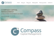 Compass Capital Management Logo - Entry #144