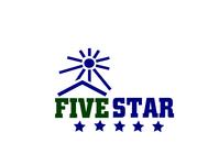 Five Star Logo - Entry #5