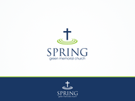 Spring Green Memorial Church Logo - Entry #30