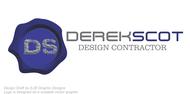 Derek Scot, Design Contractor Logo - Entry #85