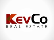 KevCo Real Estate Logo - Entry #1