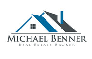 Michael Benner, Real Estate Broker Logo - Entry #137