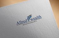 ALLRED WEALTH MANAGEMENT Logo - Entry #437