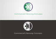 Commercial Cleaning Concepts Logo - Entry #7