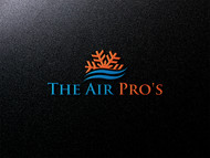 The Air Pro's  Logo - Entry #169
