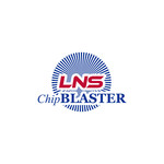 LNS CHIPBLASTER Logo - Entry #69