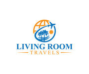 Living Room Travels Logo - Entry #27
