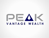 Peak Vantage Wealth Logo - Entry #58
