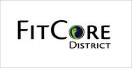 FitCore District Logo - Entry #90