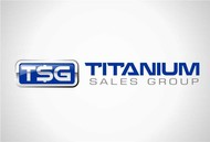 Titanium Sales Group Logo - Entry #64