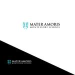 Mater Amoris Montessori School Logo - Entry #580