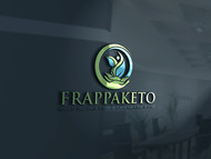 Frappaketo or frappaKeto or frappaketo uppercase or lowercase variations Logo - Entry #48