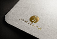 LEGACY GARAGE Logo - Entry #20