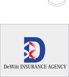 """DeWitt Insurance Agency"" or just ""DeWitt"" Logo - Entry #172"