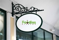 Foodies Pit Stop Logo - Entry #55