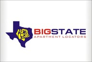 Big State Apartment Locators Logo - Entry #58
