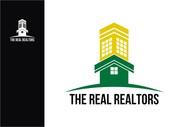 The Real Realtors Logo - Entry #33