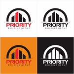 Priority Building Group Logo - Entry #48