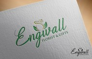 Engwall Florist & Gifts Logo - Entry #254