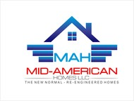 Mid-American Homes LLC Logo - Entry #82