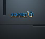 Schmidt IT Solutions Logo - Entry #159