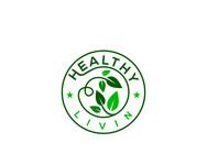 Healthy Livin Logo - Entry #85