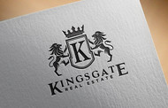 Kingsgate Real Estate Logo - Entry #85