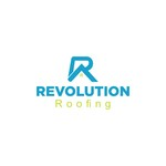 Revolution Roofing Logo - Entry #240