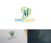 Sabaz Family Chiropractic or Sabaz Chiropractic Logo - Entry #130
