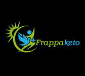 Frappaketo or frappaKeto or frappaketo uppercase or lowercase variations Logo - Entry #9