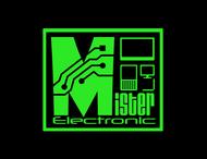 Mister Electronic Logo - Entry #19