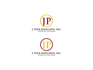 J. Pink Associates, Inc., Financial Advisors Logo - Entry #183