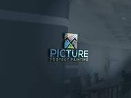 Picture Perfect Painting Logo - Entry #86