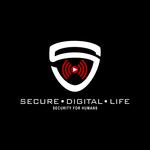 Secure. Digital. Life Logo - Entry #122
