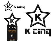 K-CINQ  Logo - Entry #96