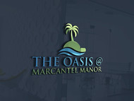 The Oasis @ Marcantel Manor Logo - Entry #5