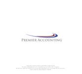 Premier Accounting Logo - Entry #192