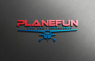 PlaneFun Logo - Entry #100