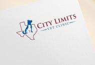 City Limits Vet Clinic Logo - Entry #111