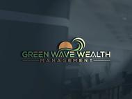 Green Wave Wealth Management Logo - Entry #68