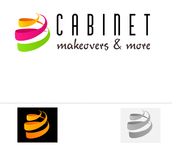 Cabinet Makeovers & More Logo - Entry #208