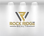 Rock Ridge Wealth Logo - Entry #266