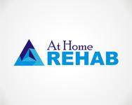 At Home Rehab Logo - Entry #11