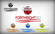 Forthright Real Estate Investments Logo - Entry #18