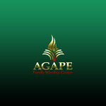 Agape Logo - Entry #182