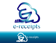 ez e-receipts Logo - Entry #62