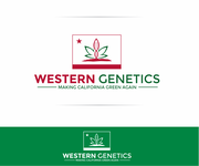 Western Genetics Logo - Entry #41