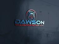 Dawson Transportation LLC. Logo - Entry #177